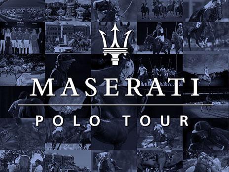 Maserati Polo Tour